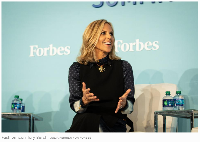 Tory Burch: The Gender Gap Is 'An Issue Of Humanity'